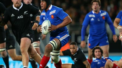 Thierry Dusautoir is a key player in the French back row and will miss the championship [Getty Images]