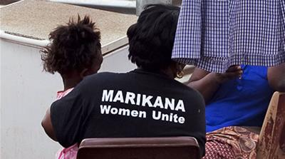 Mining while female: The perils of Marikana