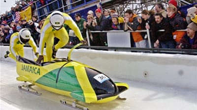 Jamaica's bobsled team head to Sochi Games