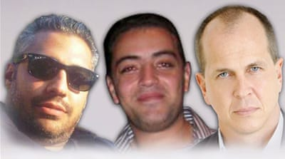 Mohamed Fahmy, Baher Mohamed and Peter Greste will stabd trial on February 20