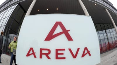 Areva, a French state-owned corporation, runs major uranium mines in Niger  [EPA]