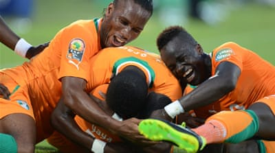 Ivory Coast have managed just two wins from their six World Cup matches so far [Getty Images]