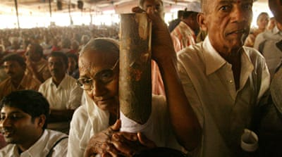 The Jains for long had been largely perceived as an adjunct of the Hindu religion [AP]