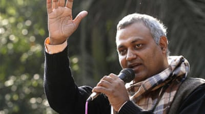 "Police ""non-cooperation"" with Bharti led to Chief Minister Kejriwal's unprecedented street protest"