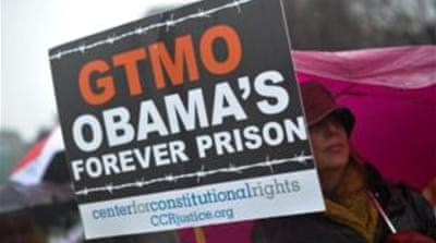 Guantanamo prisoners have engaged in hunger strikes in protest at their confinement [Al Jazeera]