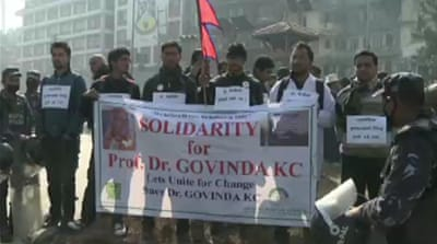 Nepal doctors strike over alleged corruption