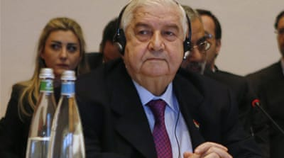 Syria rivals exchange blame in Geneva talks