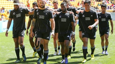 New Zealand Sevens aim to strike gold in Rio