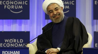 Rouhani reaches out to Western countries