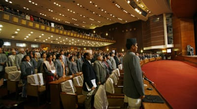 Nepal takes step towards new constitution