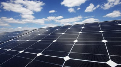 Rapid technological innovation has led solar energy to become more affordable in recent years [AP]