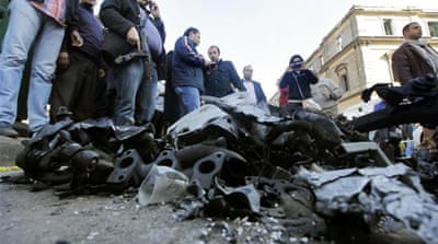 Cairo rocked by deadly bomb attacks