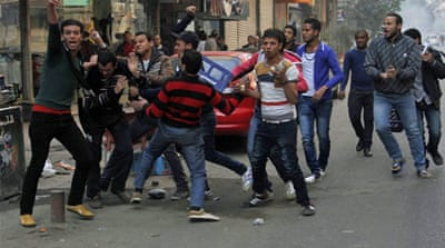 Egypt political split 'turning more violent'