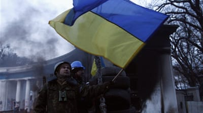 Ukraine warns pro-Russian separatists