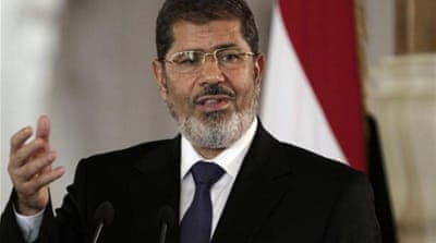 Morsi in court for espionage trial