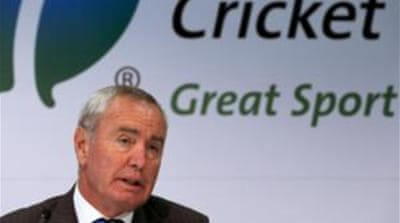 Alan Isaac, President of the ICC, admitted he encouraged BCCI, CA and ECB to revamp the ICC [Getty Images]