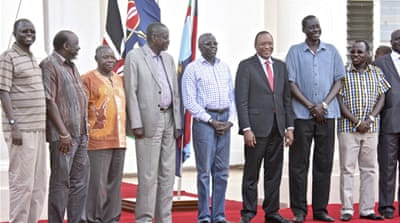 S Sudan frees seven detainees accused of coup