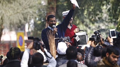 Kejriwal's biggest strength is his nonconformist, uncompromising determination [File:Reuters]