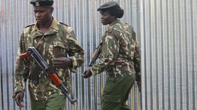 Kenya tackles crime with community policing