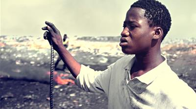 In Pictures: Ghana's e-waste magnet