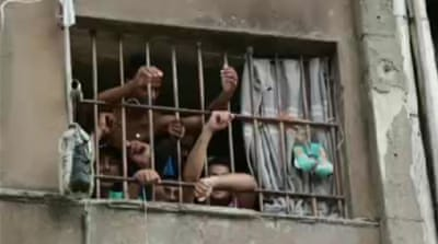 Concerns of overcrowding prisons in Brazil