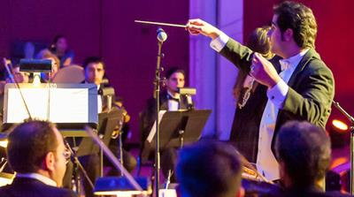 Arab orchestra hits the right notes in US