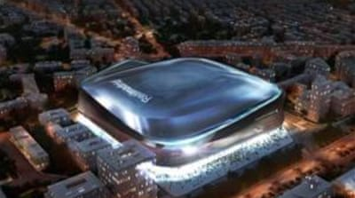 Club President Florentino Perez wants the new stadium to be 'a world icon' [Real Madrid]