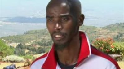 Farah wants gold in London Marathon