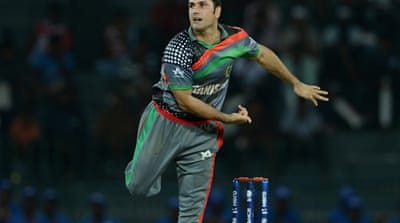 Nabi is now the permanent captain for Afghanistan's national cricket team [Getty Images]
