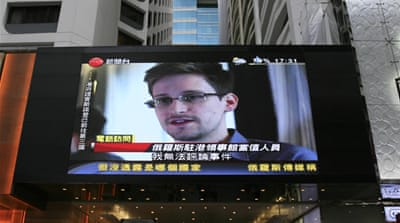 The Snowden saga: Spies, secrets and security