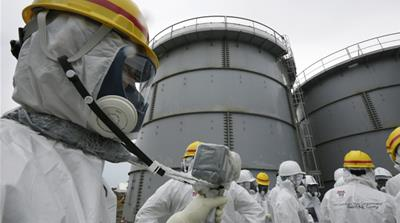Tokyo Electric Power Company is still struggling to contain the Fukushima nuclear disaster that was triggered by the 2011 earthquake and tsunami in Japan. [Al Jazeera]