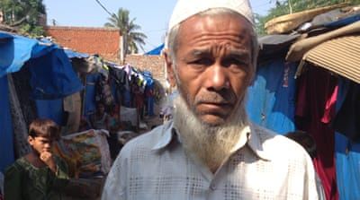 Rohingya exiles struggle to survive in India