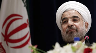 The November agreement requires Iran to roll back parts of its nuclear drive for six months [AP]