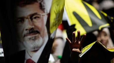 In pictures: Mohamed Morsi's rise and fall