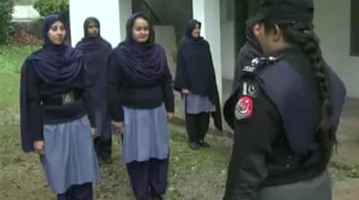 Pakistani police seeks to recruit more women