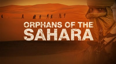 Orphans of the Sahara
