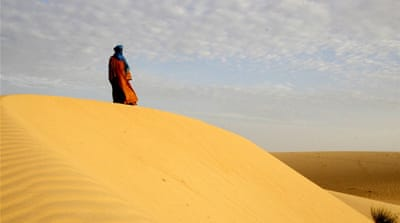 Almost all Tuareg bemoan the dearth of social and economic development in their homeland since the end of colonialism, the author writes [AFP]