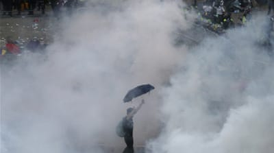 Hong Kong: Stand-off intensifying by the day