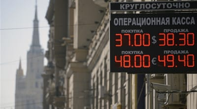 Russia: The cost of sanctions
