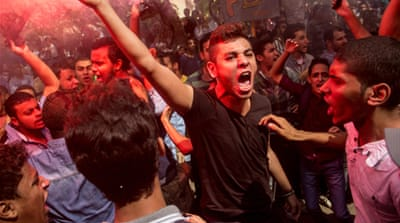 Can Egyptian police silence angry students?