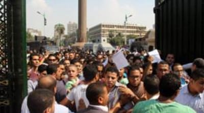Egypt universities rocked by fresh protests