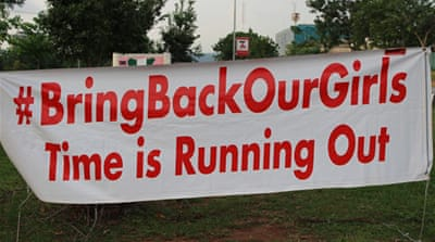 Abandonment of 'Bring Back Our Girls'