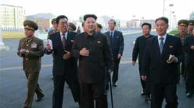 North Korea : Challenges of a 'pariah state'