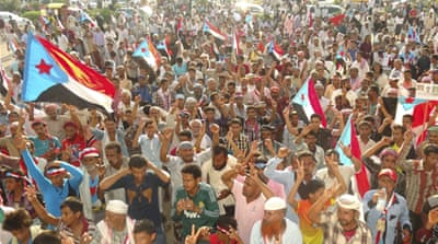 Southern movement stages mass rally in Yemen