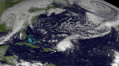 Hurricane Gonzalo has Bermuda in its sights
