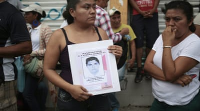 Missing students and Mexico's forgotten crimes