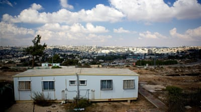 Givat Hamatos was settled in the 1990s to house about 600 families [Gregg Carlstrom/Al Jazeera]