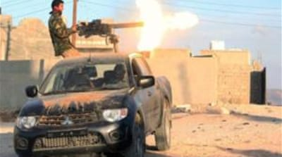 Haftar's forces claim gains in Benghazi