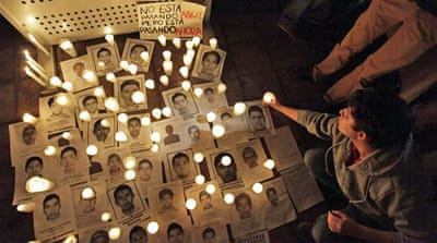 Mexico gang suspects confess to mass killings