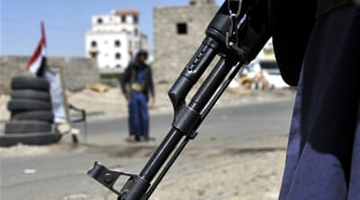 Drone strikes 'al-Qaeda stronghold' in Yemen